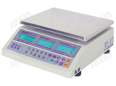 食品厂3千克桌面计数电子秤