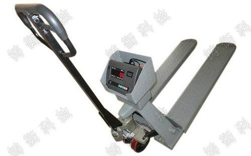 带通讯接电脑式叉车电子秤