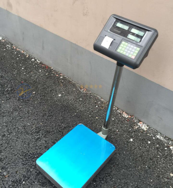 带打印计数电子秤 便携式计数打印秤