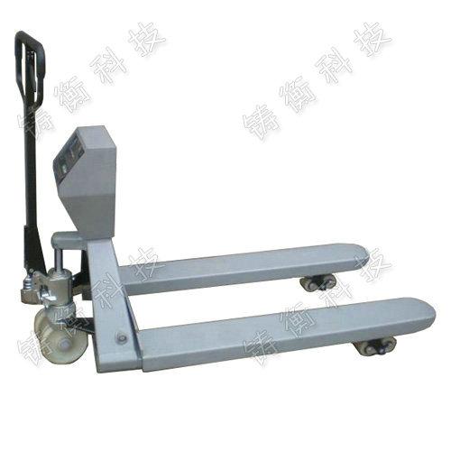 物料装载计重叉车电子秤 铲车计重磅秤
