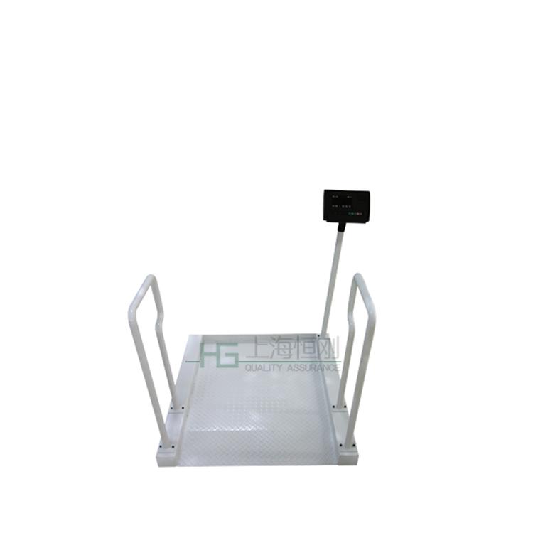 厂家连电脑定制轮椅秤,称重200kg轮椅称