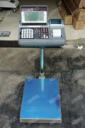 500公斤超强打印电子台秤