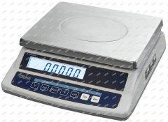 大窗口3kg5/15KG桌秤,点数电子台秤